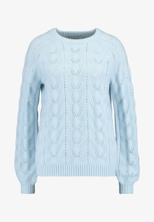 ONLALANA - Strikkegenser - cashmere blue