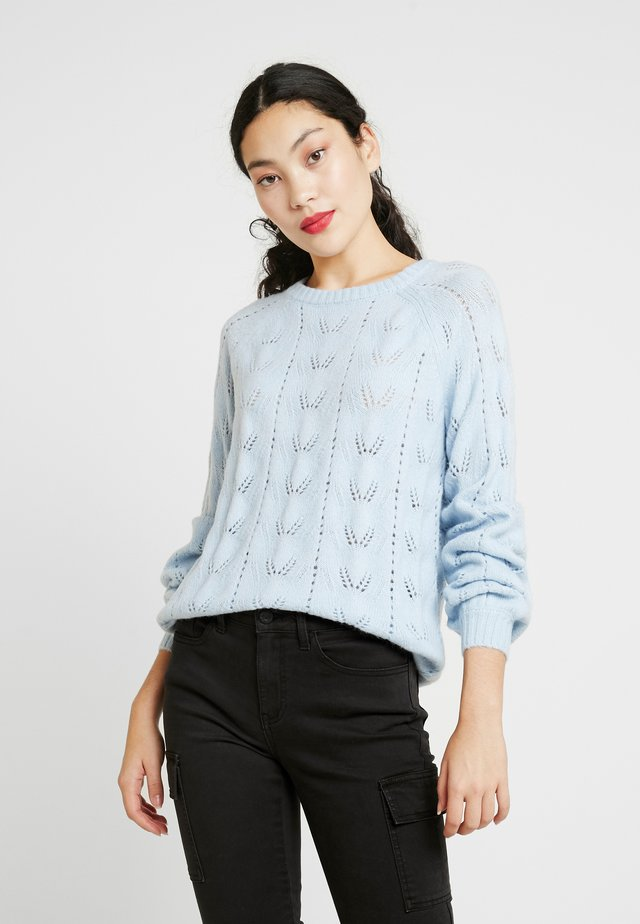 ONLALANA - Jersey de punto - cashmere blue