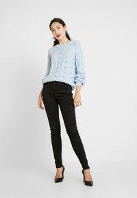 ONLY Tall - ONLALANA - Strikkegenser - cashmere blue - 1