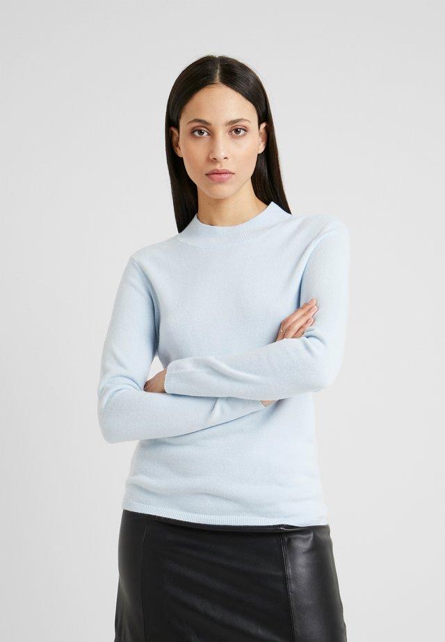 ONLROSE HIGHNEC - Neule - cashmere blue