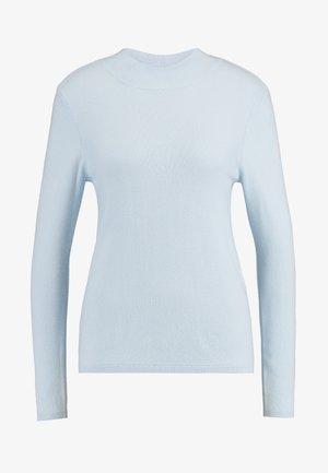 ONLROSE HIGHNEC - Svetr - cashmere blue