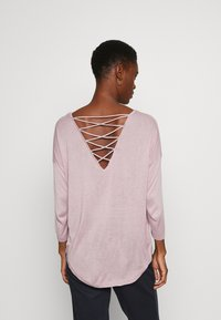 ONLY Tall - ONLSKY STRING - Jumper - keepsake lilac - 2