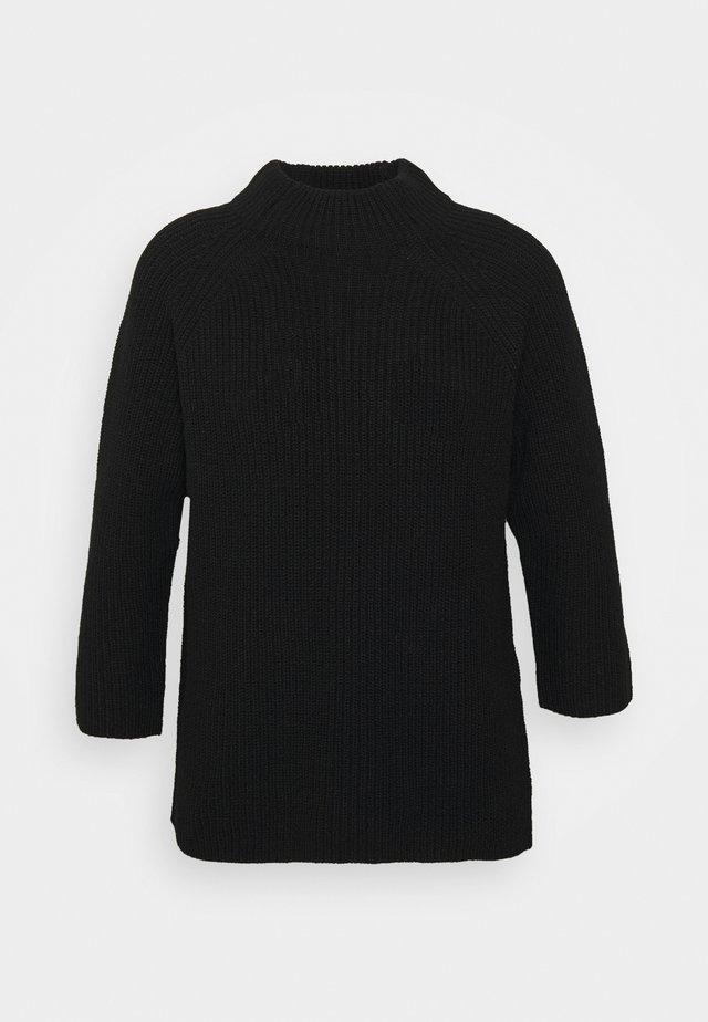 ONLJENNIE LIFE - Jersey de punto - black