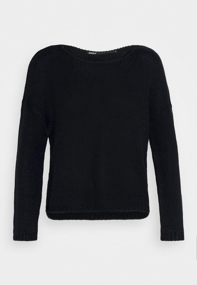 ONLLEXI TALL - Jersey de punto - black