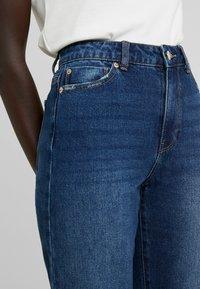 ONLY Tall - ONLEMILY STRAIGHT - Jeans Skinny Fit - dark blue denim - 3