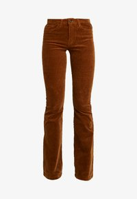 ONLY Tall - Flared Jeans - toasted coconut - 4