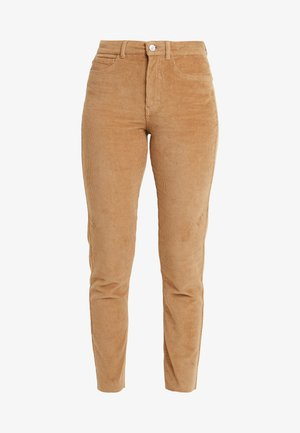 ONLEMILY GLOBAL - Trousers - tigers eye