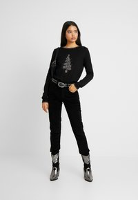 ONLY Tall - ONLEMILY GLOBAL - Kalhoty - black - 1