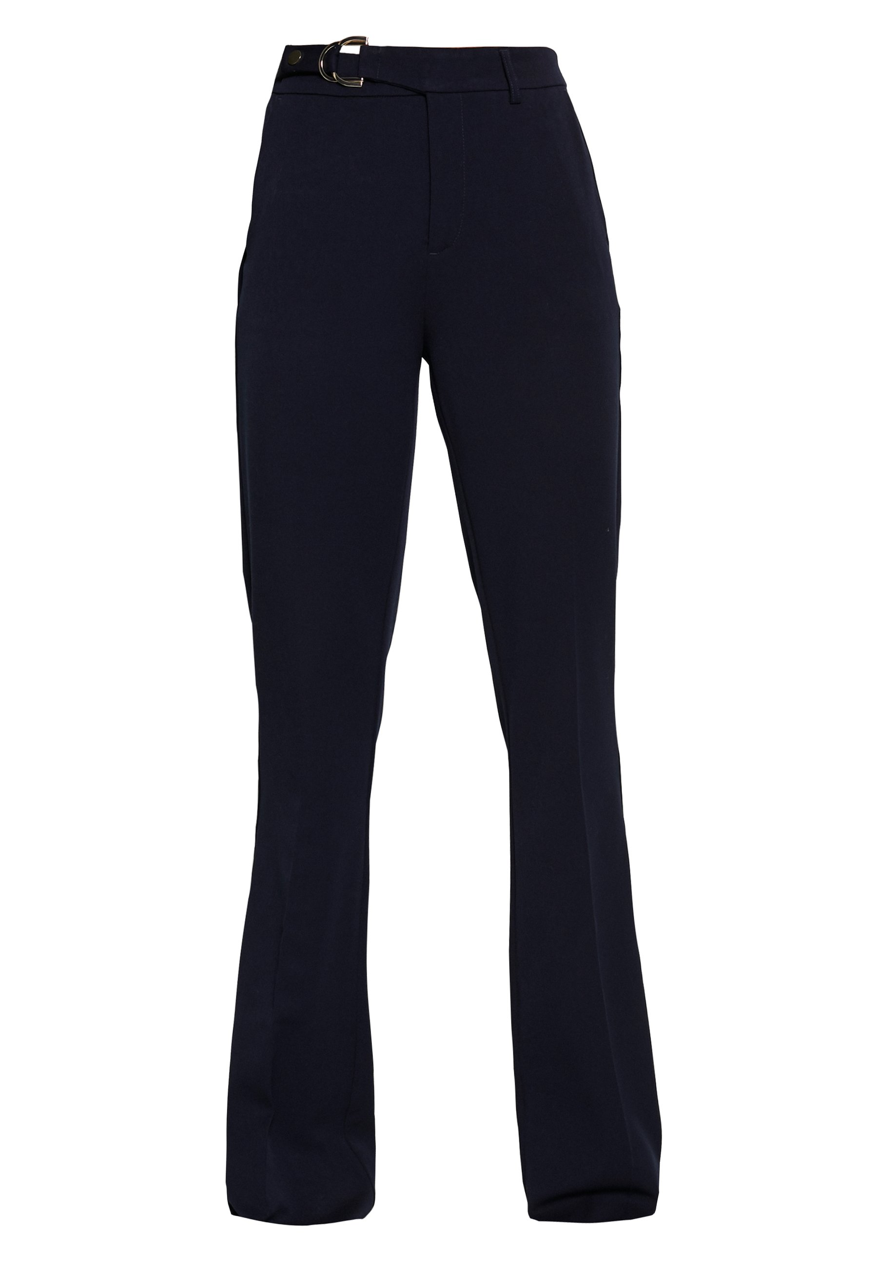 ONLY Tall ONLFALICE GINEVRA FLARE PANT - Broek - night sky
