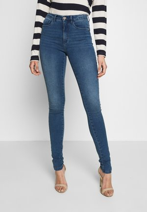 ONLROYAL SKINNY - Jeans Skinny - medium blue denim