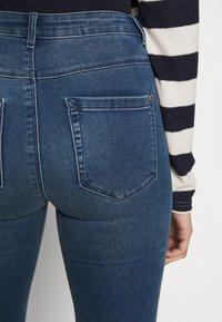 ONLY Tall - ONLROYAL SKINNY - Jeans Skinny Fit - medium blue denim - 3