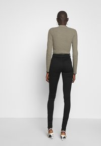 ONLY Tall - ONLROYAL HIGH SKINNY - Jeans Skinny - black - 2
