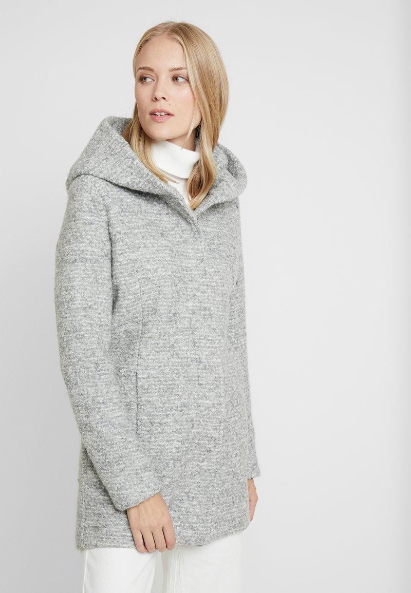 ONLY Tall - ONLSEDONA COAT - Manteau court - light grey melange