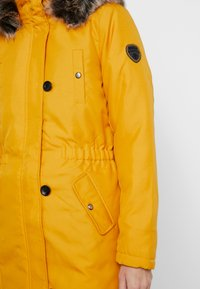 ONLY Tall - ONLIRIS - Parka - golden yellow - 6