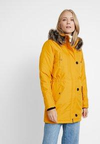 ONLY Tall - ONLIRIS - Parka - golden yellow - 0