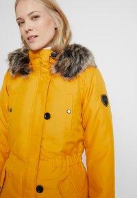 ONLY Tall - ONLIRIS - Parka - golden yellow - 3