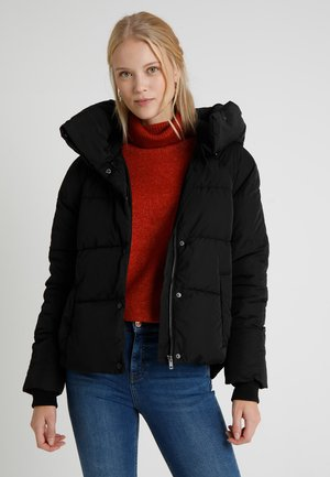 ONLMARI PADDED JACKET - Zimní bunda - black