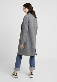 ONLY Tall - ONLASTRID LINDA COAT  - Classic coat - medium grey melange - 2