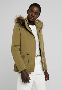 ONLY Tall - ONLNEW STARLIGHT - Veste d'hiver - martini olive - 0