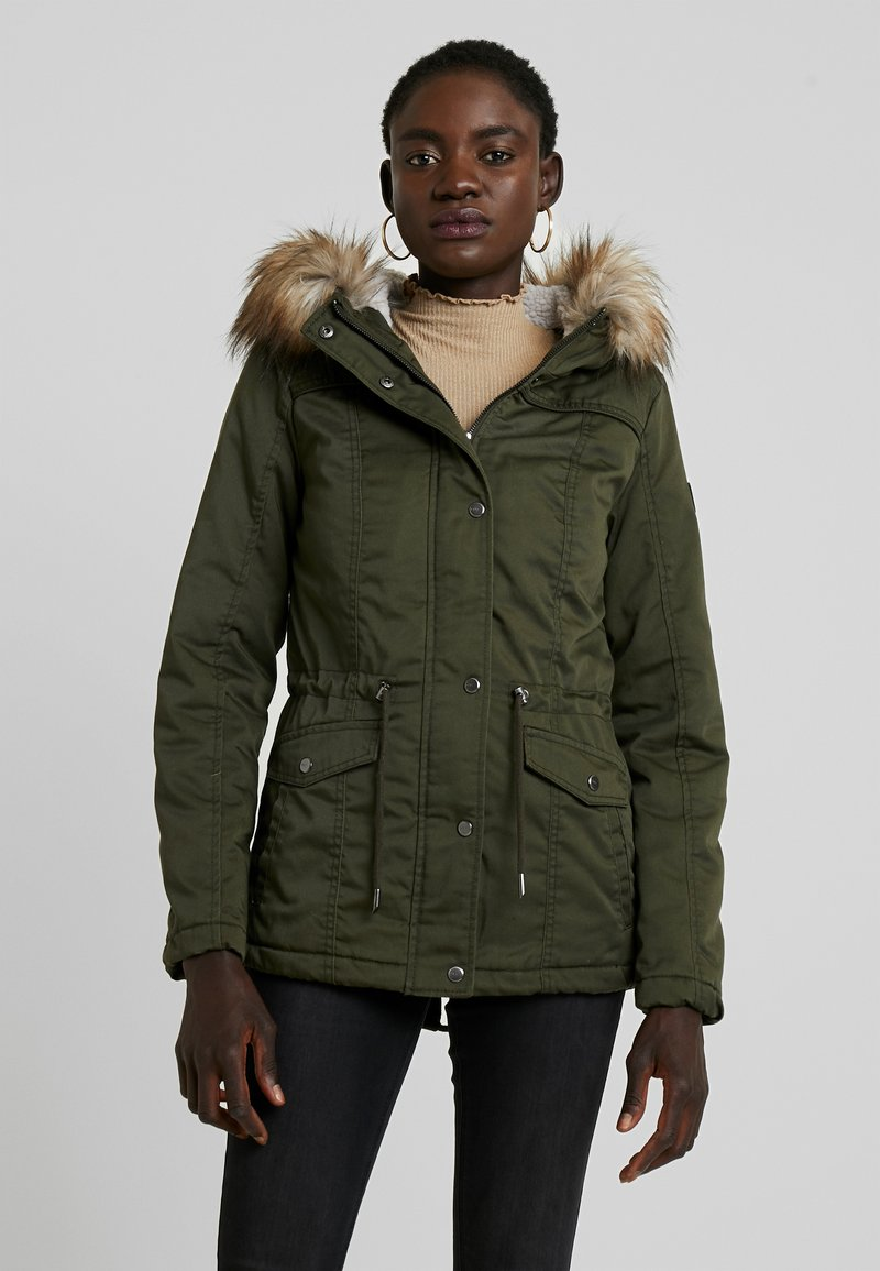 ONLY Tall - ONLNEW KATE - Winter coat - peat