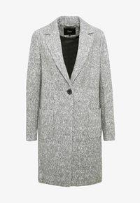 ONLY Tall - ONLASTRID MARIE COAT - Cappotto classico - medium grey melange - 4