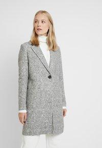 ONLY Tall - ONLASTRID MARIE COAT - Cappotto classico - medium grey melange - 0
