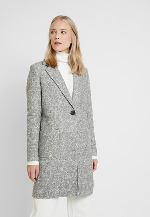 ONLASTRID MARIE COAT - Kappa / rock - medium grey melange