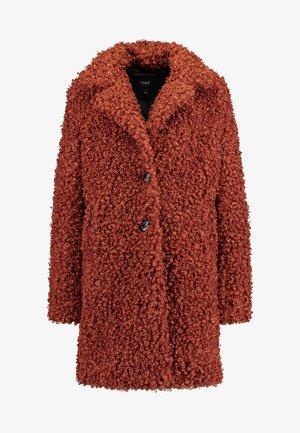 ONLCAMILLA COAT - Winter coat - burnt henna