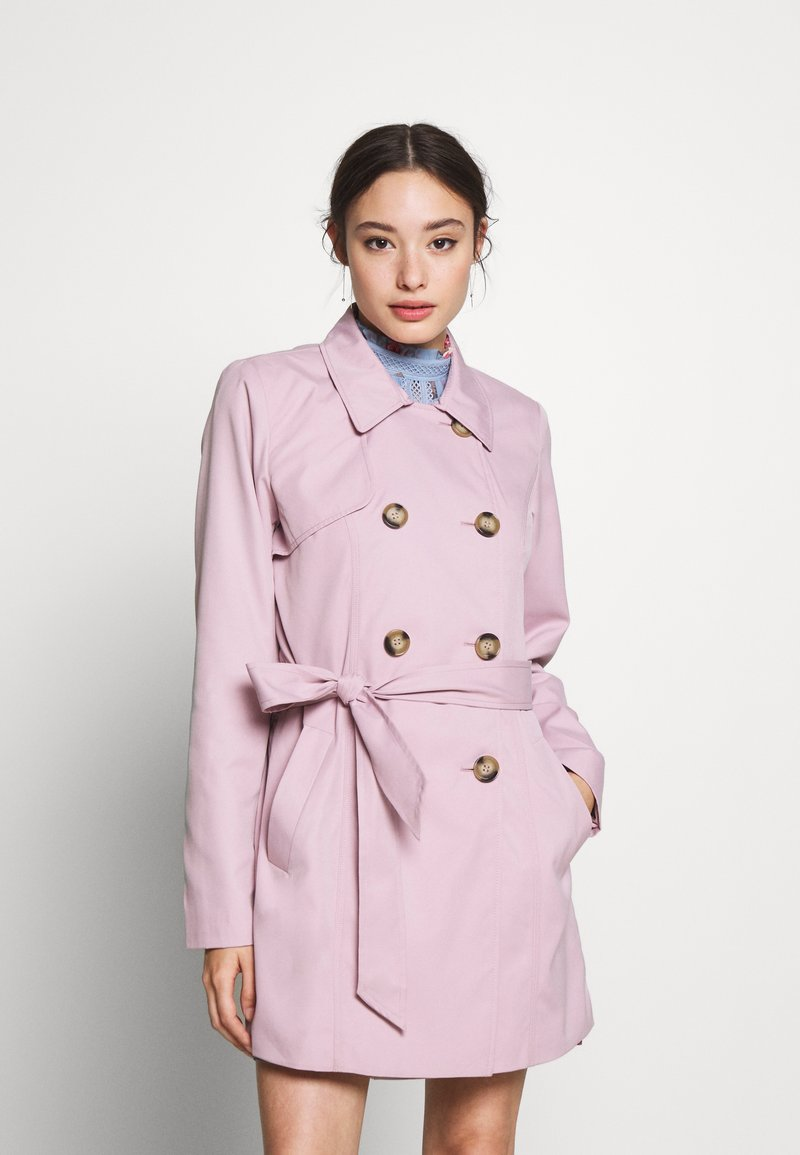 ONLY Petite - ONLVALERIE - Trench - keepsake lilac