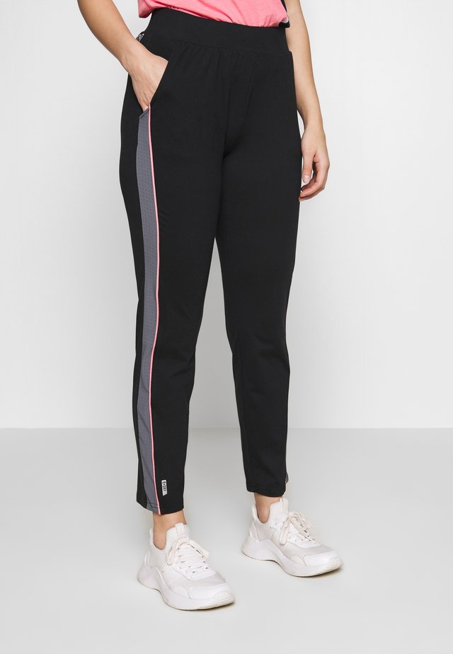 ONPJOY ATHL PANTS - Leggings - Trousers - black