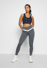 ONLY PLAY Petite - ONPJEWEL TRAINING TIGHTS - Leggings - Trousers - turbulence - 1