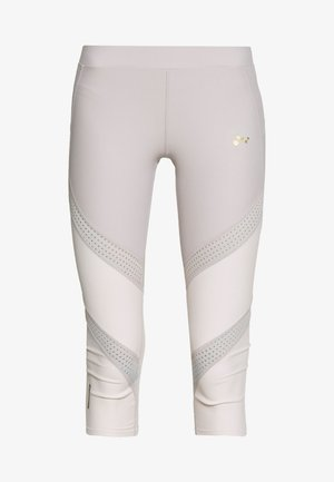 ONPJACINTE 3/4 TRAINING TIGHTS - Leggings - ashes of roses/lilac ash