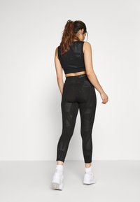 ONLY PLAY Petite - ONPMADO TRAINING TIGHTS  - Leggings - Trousers - black - 2