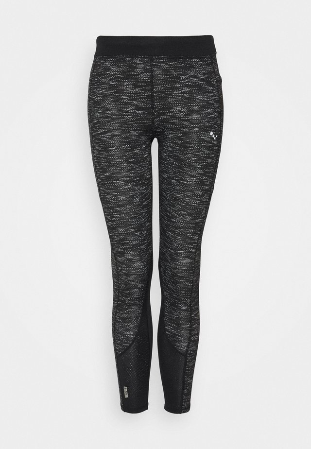 ONPSTACIA TRAINING TIGHTS - Leggings - Trousers - black
