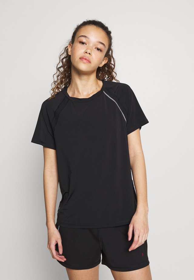 ONPPERFORMANCE LOOSE - Basic T-shirt - black