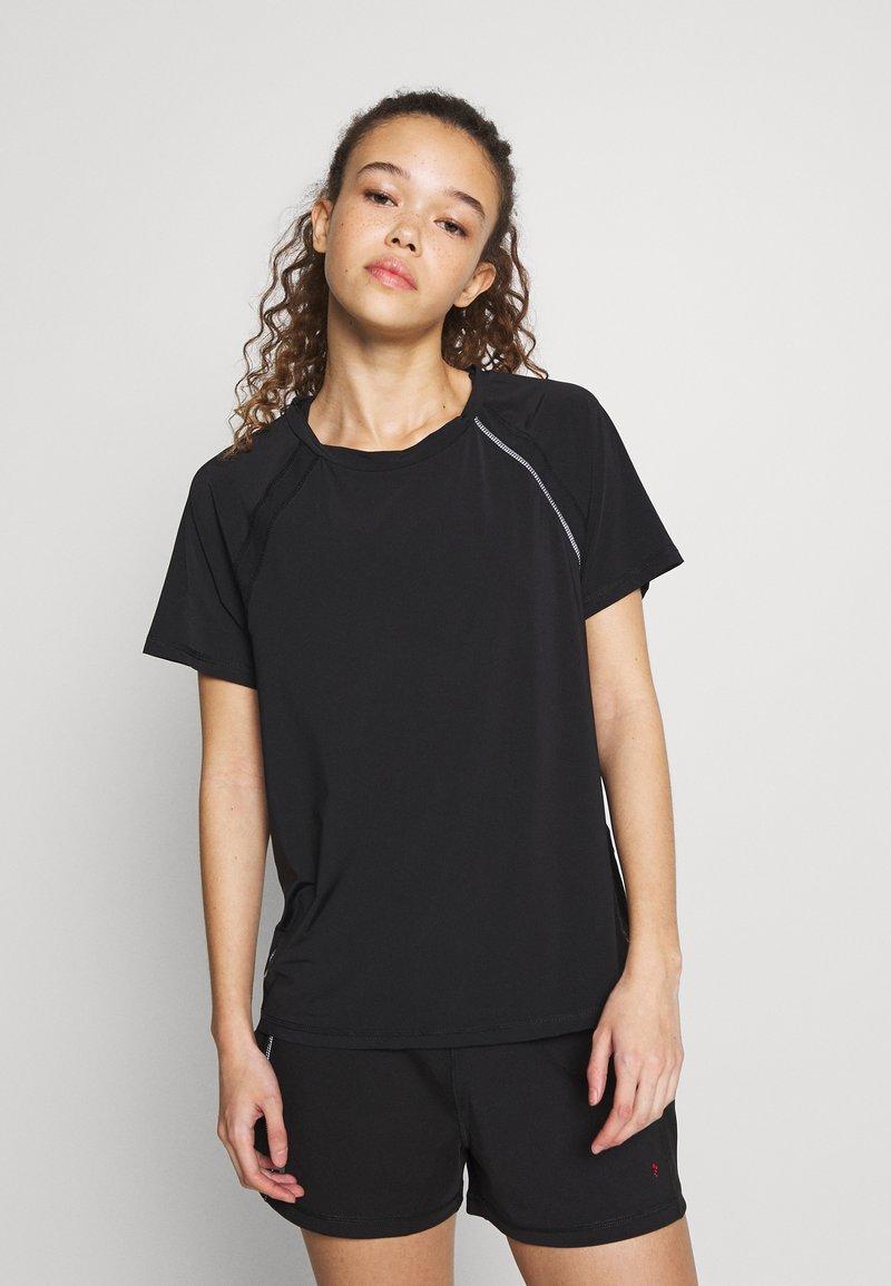 ONLY PLAY Petite - ONPPERFORMANCE LOOSE - Basic T-shirt - black