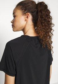 ONLY PLAY Petite - ONPPERFORMANCE LOOSE - Basic T-shirt - black - 5