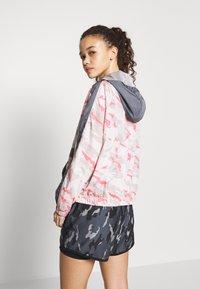 ONLY PLAY Petite - ONPJOY ZIP JACKET - Summer jacket - lilac/ash - 2