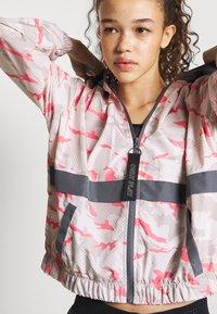 ONLY PLAY Petite - ONPJOY ZIP JACKET - Summer jacket - lilac/ash - 4