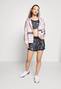 ONLY PLAY Petite - ONPJOY ZIP JACKET - Summer jacket - lilac/ash - 1
