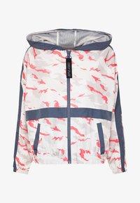 ONLY PLAY Petite - ONPJOY ZIP JACKET - Summer jacket - lilac/ash - 3