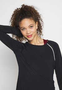 ONLY PLAY Petite - ONPPERFORMANCE - Long sleeved top - black - 3