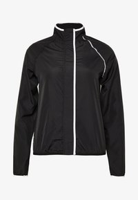 ONLY PLAY Petite - ONPPERFORMANCE RUN JACKET - Training jacket - black - 4