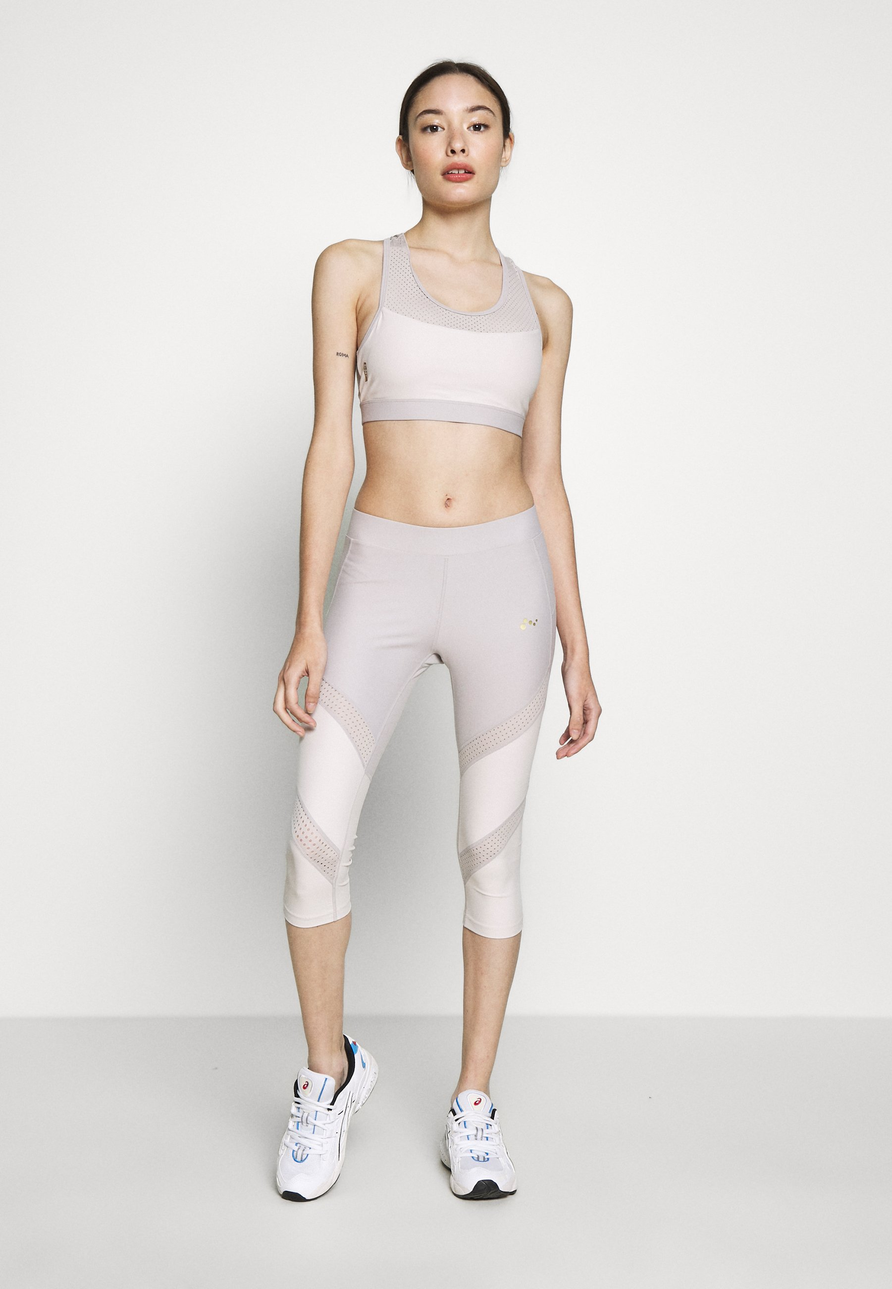 ONLY PLAY Petite ONPJACINTE SPORTS BRA - Top - ashes of roses/lilac ash