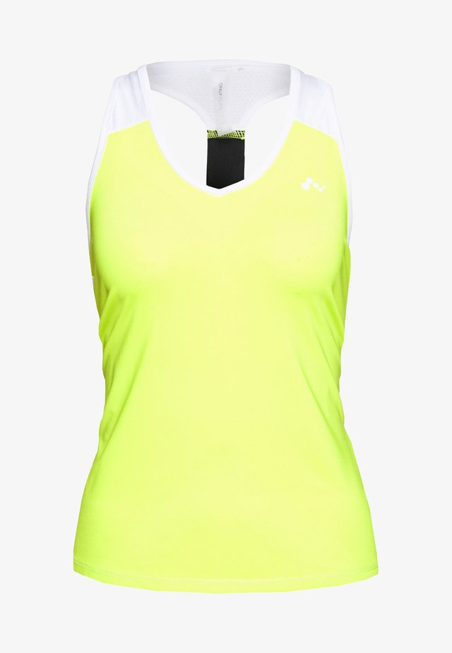 ONPAMBRE TRAINING PETITE - Top - safety yellow