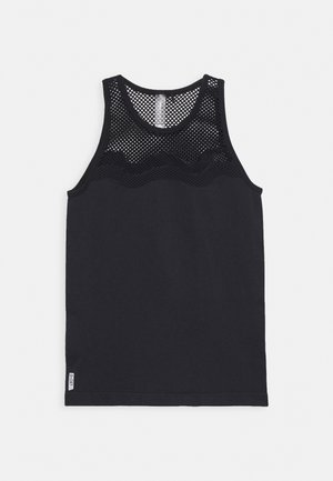 ONPADELYNN CIRCULAR - Top - black