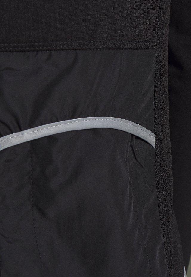 ONPPERFORMANCE RUN BRUSHED ZIP - Training jacket - black