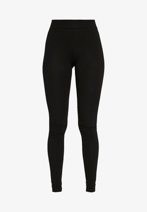 ONPSYS LOGO TIGHTS TALL - Leggings - Trousers - black