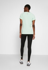ONLY PLAY Tall - ONPSYS LOGO TIGHTS TALL - Leggings - Trousers - black - 2