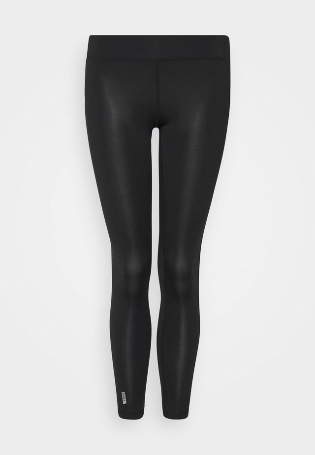 ONPADREY TRAINING TIGHTS - Legging - black/white